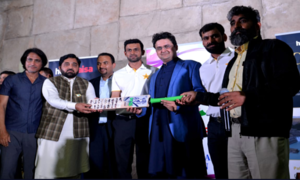 Pakistan Cricket Team Attends Fund Raising Event For Diamer & Mohmand Dams In South Africa