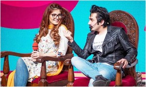 Uzair jaswal announces new single with Momina Mustehsan