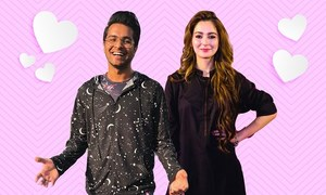 Hania Aamir and Asim Azhar to be seen in an upcoming HUM TV telefilm