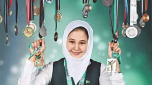 Pakistan's Youngest Taekwondo Athlete Eyes the Olympics!