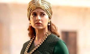 Kangana Ranaut's Manikarnika fares good at local Box Office