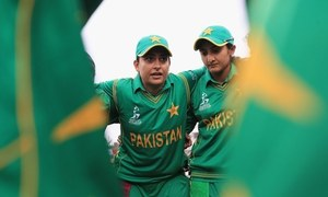 Sana Mir and Bismah Maroof move up in ICC T-20 Ranking!