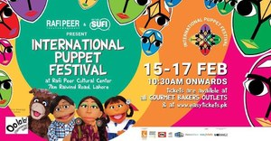 RafiPeer International Puppet Festival to start from 15 Feb 2019