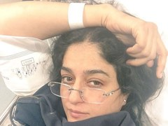 Nadia Jamil requests fans for prayers