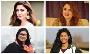 """The Conversation"" with Mahira Khan, Faiza Saleem, Hajra Khan and Nighat Daad"