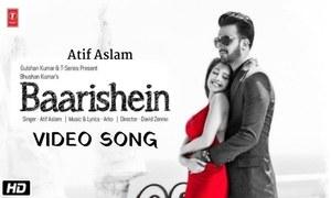 Atif Aslam mesmerizes with Baarishein