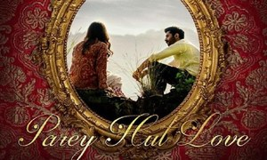 Maya Ali, Sheheryar Munawar share sweet memories from the sets of  'Parey Hut Love'