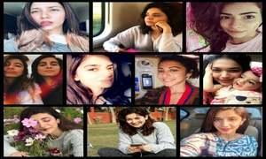 The No-Makeup Beautiful Faces of Pakistan