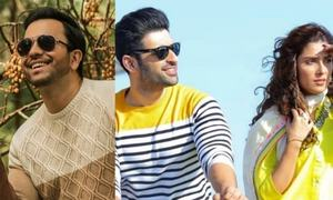Exclusive : Junaid Khan and Muneeb Butt Chat About New Play With Ayeza Khan