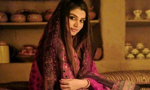 """I fell in love with acting,"" Zoya Nasir on her upcoming drama Hania"