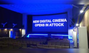 Cinema revival continues in Pakistan: Another theater opens in Attock