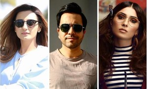 Junaid Khan to play the lead with Ayeza Khan and Momal Sheikh in his next!