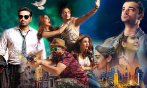 Pakistani blockbusters stage a comeback!