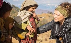 Vlogger Rosie Gabrielle Cruises Across Pakistan!