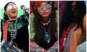 Horeya Asmat aka Dhol Wali Breaks the Stereotypes