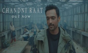 Chandni Raat by Ali Sethi is a Visual and Vocal Treat for the Fans