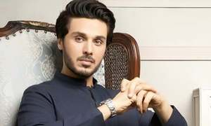 Ahsan Khan heads toward the digital world with a web series