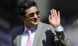 """India, Pakistan is not your enemy,"" says Wasim Akram"