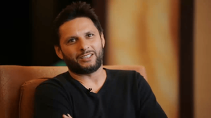 Shahid Afridi Off To South Africa For A Noble Cause