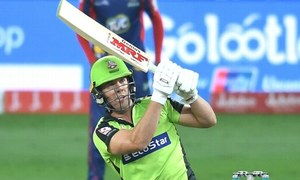 Back Injury Rules AB de Villiers Out of PSL