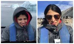 First Pakistani Woman in Antarctic Research Programme