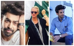 Pakistani Celebrities are Giving a Warm Welcome to International Cricketers
