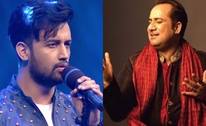 Atif Aslam and Rahat Fateh Ali Khan Back on T-series YouTube