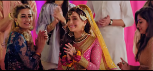 'Kuri Da Jhumka' from Sherdil is a Peppy Dance Song