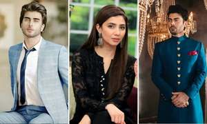 Pakistani Celebrities Have Made it to the List of Most Beautiful Faces