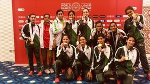 Special Olympics Pakistan made us Proud in World Games!