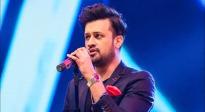 Atif Aslam Sings the Patriotic Pakistani Air Force Song