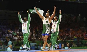 Pakistan Wrestling Federation will be Funding Inam in Asian Wrestling Championship!
