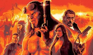 Hellboy all Set to Release in Pakistan
