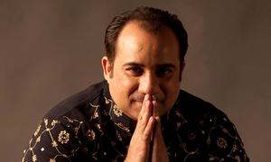 It's Incredible to be Recognized by the University of Oxford- Rahat Fateh Ali Khan