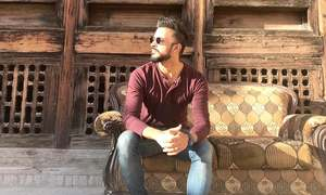HIP Exclusive: Ali Kazmi Kickstarts Shooting for Superstar!