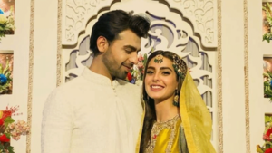 Iqra Aziz Starts Shooting for Suno Chanda 2