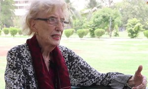 Marjorie Husain Bids Goodbye to Pakistan After 60 Years