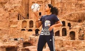 Hip Interviews Hajra Khan: Strong of Body, Strong of Mind