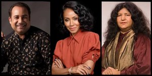 Jada Pinkett Smith is all Praises for Rahat Fateh Ali Khan and Abida Parveen