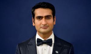 Kumail Nanjiani in Negotiations to Join Angelina Jolie in Marvel Cinematic Universe