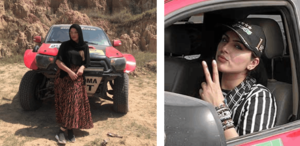 Salma Marwat Becomes Pakistan's Fastest Female Driver!