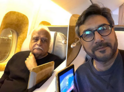 Adnan Siddiqui Pens an Emotional Note for Anwar Maqsood