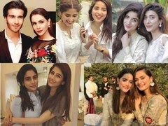 HIP Catches Our Celebrities on the International Sibling's Day