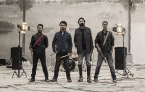 Pakistani Band 'Dhool' Releases Debut Song 'Qalandar'