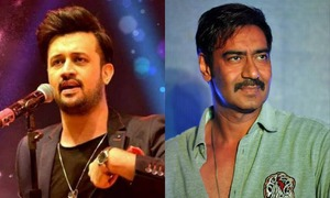 Atif Aslam's Song Removed From Bollywood Movie Featuring Ajay Devgan