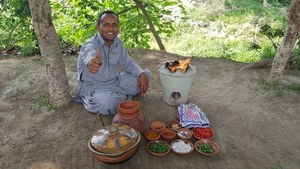 33 Years Old Pakistani Villager is Making Money from YouTube!