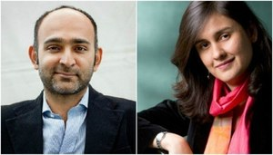 Mohsin Hamid 'Exit West' and Kamila Shamsie 'Homefire' Shortlisted For The Dublin Literary Award