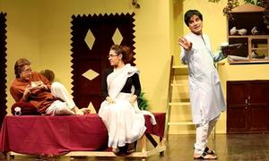 Anwar Maqsood Dishes 'Naach Na Jaanay' with the Right Mix of Salt & Pepper!