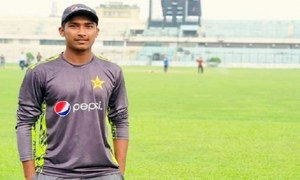 Extra Pace Earns Mohammad Hasnain World Cup Selection