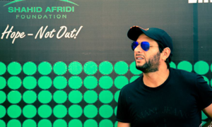 Shahid Afridi's Biography All Set to Release in Pakistan and India!